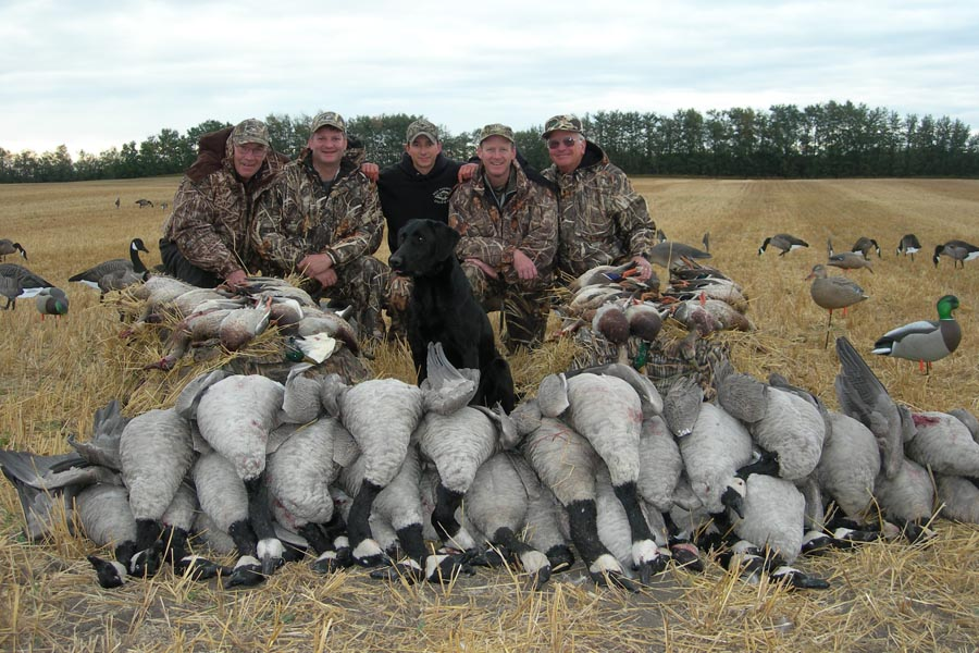 alberta waterfowl hunts