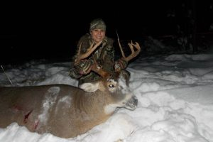 Trophy Deer hunting in Canada starts with Venture North wilderness guides and outfitting